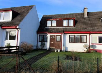 Thumbnail 3 bedroom semi-detached house for sale in 3 Upper Riochan, Inveraray