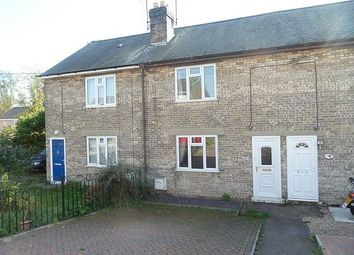 Thumbnail 2 bed terraced house to rent in Takers Lane, Stowmarket