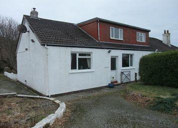 Thumbnail 3 bed semi-detached house for sale in 1A Cala Sona, Portnalong, Isle Of Skye, Portnalong, Isle Of Skye