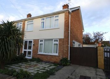 Thumbnail 3 bedroom semi-detached house for sale in Meadowvale Close, Ipswich, Suffolk
