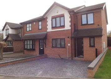 Thumbnail 3 bed semi-detached house for sale in Springfield Drive, Kidsgrove, Stoke-On-Trent, Staffordshire