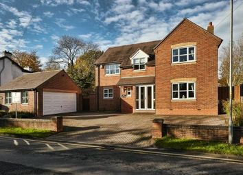 Thumbnail 4 bed detached house for sale in Haslucks Green Road, Shirley, Solihull, West Midlands