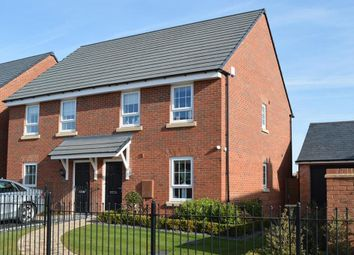 """Thumbnail 3 bed semi-detached house for sale in """"Finchley"""" at Tay Road, Lubbesthorpe, Leicester"""