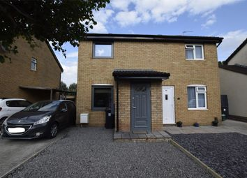 Thumbnail 2 bed semi-detached house to rent in Wavell Close, Yate