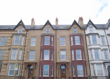Thumbnail 1 bed flat to rent in West Parade, Rhyl