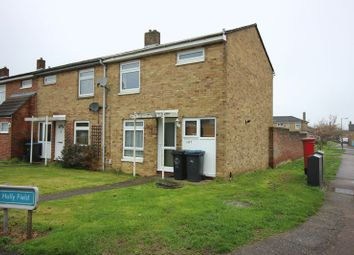 Thumbnail 2 bed end terrace house for sale in Hollyfield, Harlow