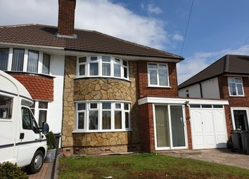 Thumbnail 3 bed property to rent in Endhill Road, Birmingham