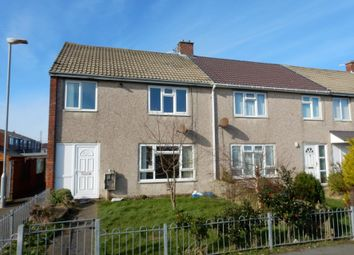Thumbnail 3 bed end terrace house for sale in 78 East Lea, Newbiggin-By-The-Sea, Northumberland