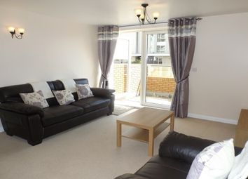 Thumbnail 1 bedroom flat to rent in Hansen Court, Century Wharf, Cardiff Bay