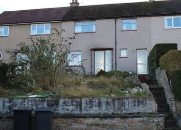 Thumbnail 3 bed terraced house for sale in 66 Gledhill Crescent, Locharbriggs, Dumfries, Dumfries And Galloway.