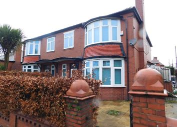 Thumbnail 3 bed semi-detached house to rent in Chamber Road, Oldham