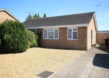Thumbnail 2 bedroom bungalow for sale in Chapel Field, Bramford, Ipswich, Suffolk