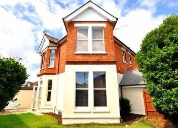 Thumbnail 3 bedroom flat for sale in St. Leonards Road, Bournemouth