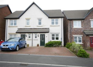 Thumbnail 3 bed semi-detached house for sale in 71 Lingla Gardens, Frizington, Cumbria