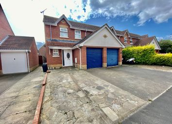 Thumbnail 2 bed semi-detached house for sale in Chinook, Highwoods, Colchester