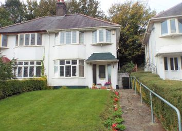Thumbnail 3 bed semi-detached house for sale in 45 Mount Pleasant, Mount Pleasant, Swansea