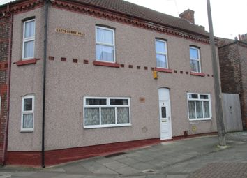Thumbnail 3 bed terraced house to rent in Eastbourne Road, Birkenhead