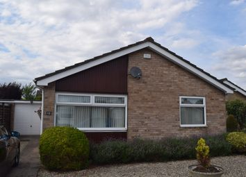 Thumbnail 3 bed detached bungalow for sale in Overstone Court, Westwood, Peterborough
