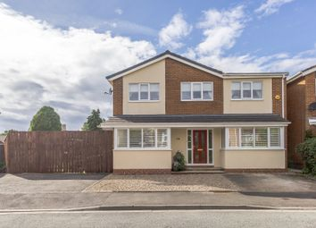 Thumbnail 4 bed detached house for sale in High Gill Road, Middlesbrough