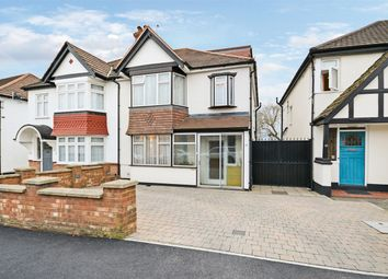 Thumbnail 4 bedroom semi-detached house for sale in Stilecroft Gardens, Wembley, Middlesex