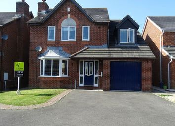 4 bed detached house for sale in Martin Close, Rogiet, Caldicot NP26