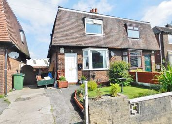 Thumbnail 2 bedroom semi-detached house for sale in Marina Road, Bredbury, Stockport