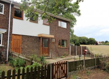 Thumbnail 4 bed end terrace house for sale in Constable Close, Lowestoft