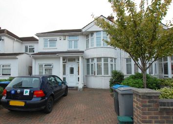 Thumbnail 4 bed semi-detached house for sale in Berkeley Road, London