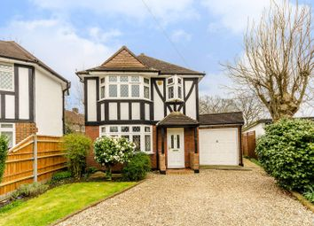 Thumbnail 3 bed detached house for sale in Ely Close, New Malden