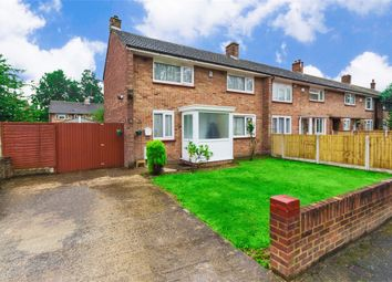 Thumbnail 2 bed end terrace house for sale in Great Benty, West Drayton, Middlesex