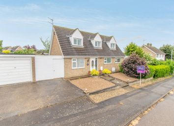 Thumbnail 3 bed detached bungalow for sale in Welland View Road, Market Harborough