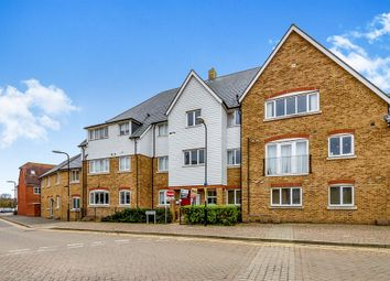 Thumbnail 2 bed flat for sale in Violet Way, Kingsnorth, Ashford