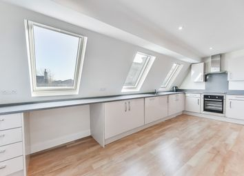 Thumbnail 2 bed flat to rent in Strathmore Road, London