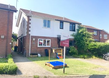 Thumbnail 2 bed semi-detached house for sale in Cul-De-Sac Location, Brambling Close, Broadwey