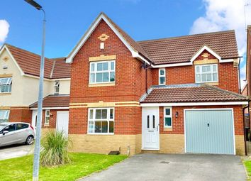 Thumbnail 4 bed detached house for sale in Kilcoy Drive, Kingswood, Hull, East Yorkshire