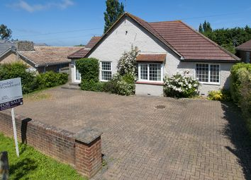 Thumbnail 4 bed detached bungalow for sale in Albion Lane, Herne, Herne Bay, Kent