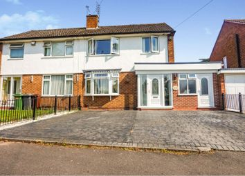 4 bed semi-detached house for sale in Stafford Road, Wolverhampton WV10