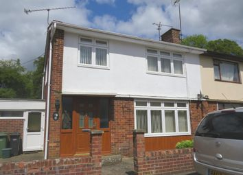Thumbnail Semi-detached house for sale in Bradley Road, Nuffield, Henley-On-Thames