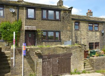 Thumbnail 2 bed terraced house for sale in Alderscholes Lane, Thornton, Bradford