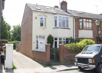 Thumbnail 4 bedroom end terrace house for sale in Victoria Grove, Southsea