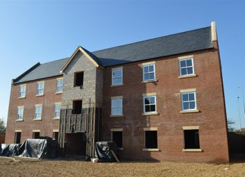 Thumbnail 2 bed flat for sale in The Sidings, The Old Railway Yard, Snettisham