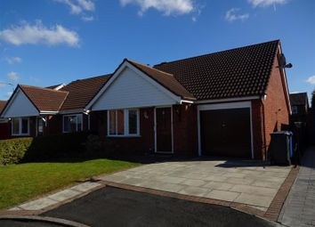 Thumbnail 2 bed bungalow to rent in Rathmell Close, Culcheth, Warrington