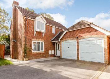 Thumbnail 4 bed detached house for sale in Pentridge Way, Totton, Southampton, Hampshire