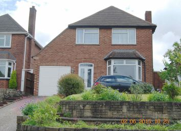 Thumbnail 3 bed detached house to rent in Bedford Road, Sutton Coldfield