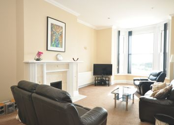 Thumbnail 3 bed flat to rent in Osborne Road, Southsea