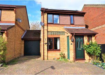 Thumbnail 3 bedroom link-detached house for sale in Merryfield, Chineham, Basingstoke