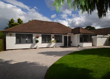 Thumbnail 4 bed bungalow for sale in Orchard End Avenue, Amersham