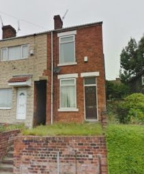Thumbnail 2 bed end terrace house for sale in Meadowhall Road, Rotherham, South Yorkshire