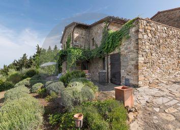 Thumbnail 10 bed farmhouse for sale in Marciano, Castellina In Chianti, Siena, Tuscany, Italy