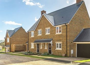 "Thumbnail 3 bed property for sale in ""The Bloxham"" at Oxford Road, Bodicote, Banbury"